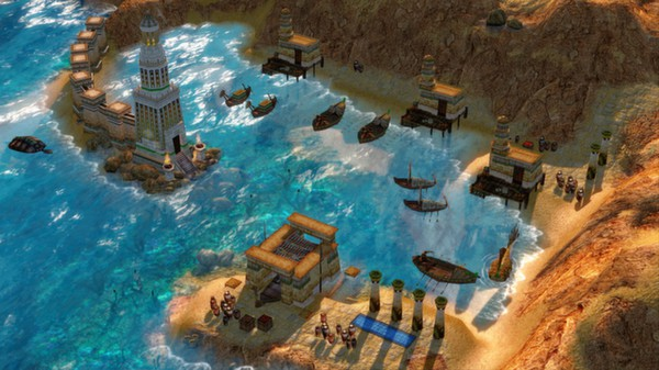 Age of Mythology Extended Edition (Steam gift | RU+CIS)