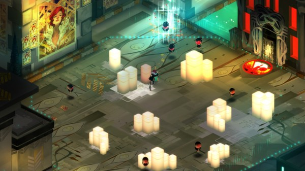 Transistor (Steam gift | Region Free) +ПОДАРОК