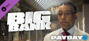 DLC PAYDAY 2 The Big Bank Heist (SteamGift|Region Free)