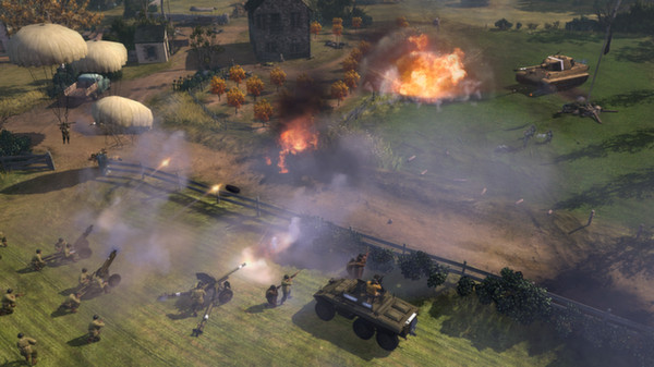 CoH 2 The Western Front Armies (Steam Gift|Region Free)