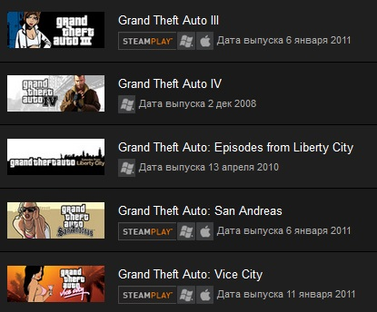 GTA Complete Pack (Steam Gift | Region Free) +ПОДАРОК