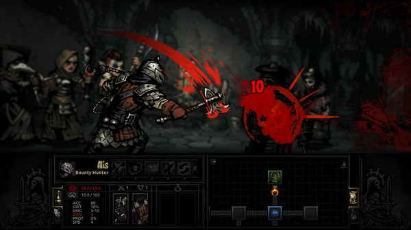 Darkest Dungeon (Steam Gift/RU + CIS)