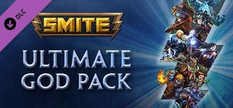 SMITE - Ultimate God Pack (RU / CIS) Steam Gift