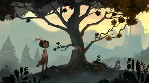 Broken Age Steam Gift (Region Free - Row)