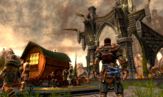 Kingdoms of Amalur: Reckoning Steam Gift (Region Free)