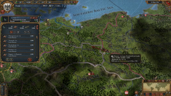 Europa Universalis IV Digital Extreme Ed (Steam Gift)