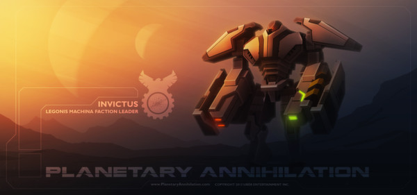 Planetary Annihilation (Steam Gift \ Region Free)