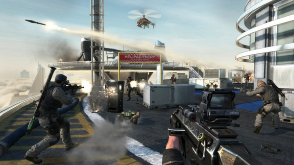 Call of Duty: Black Ops II 2  Uprising DLC