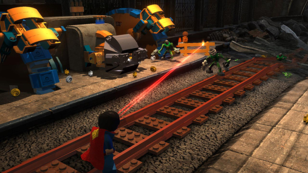 LEGO Batman 2 DC Super Heroes (Steam Gift  Region Free)