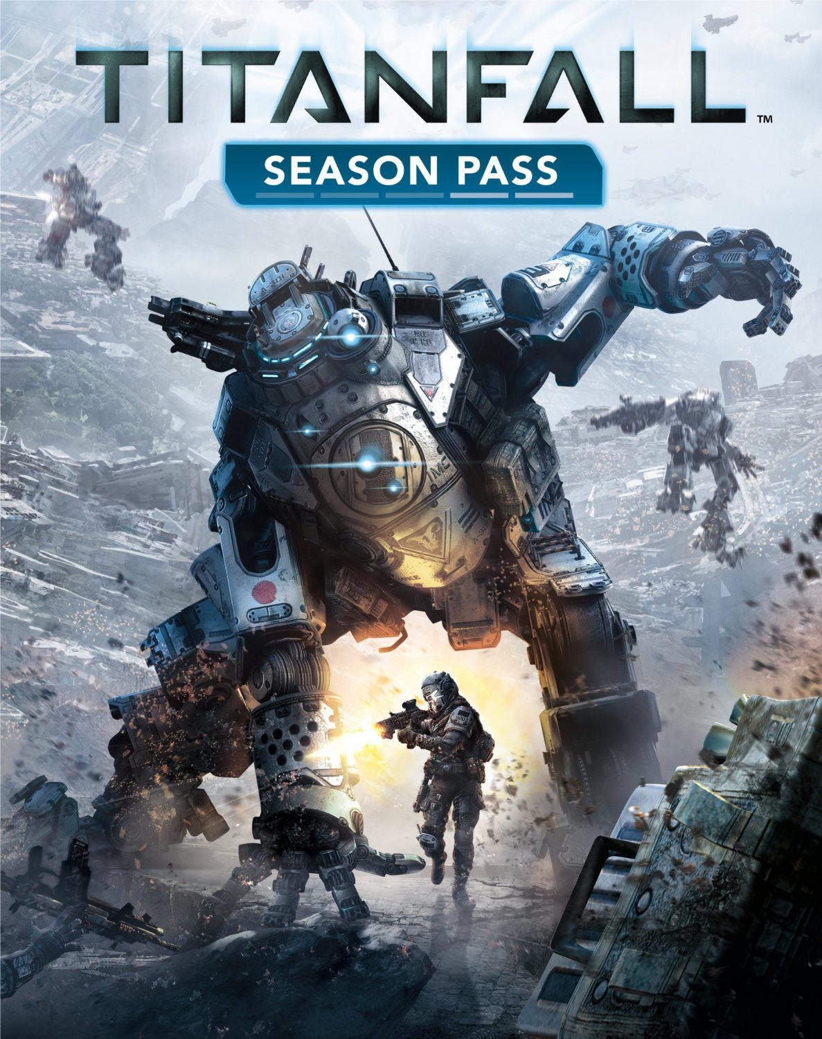 Titanfall Season Pass (Origin Key) REGION FREE