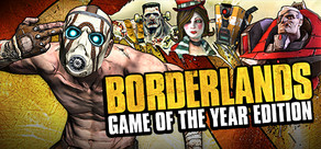 Borderlands: Game of the Year Steam Key (REGION FREE)