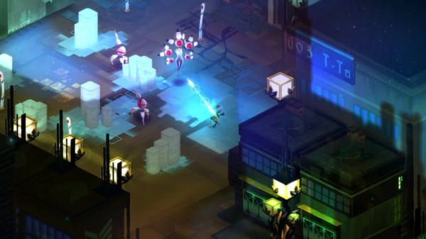 Transistor (Steam Gift \ REGION FREE)