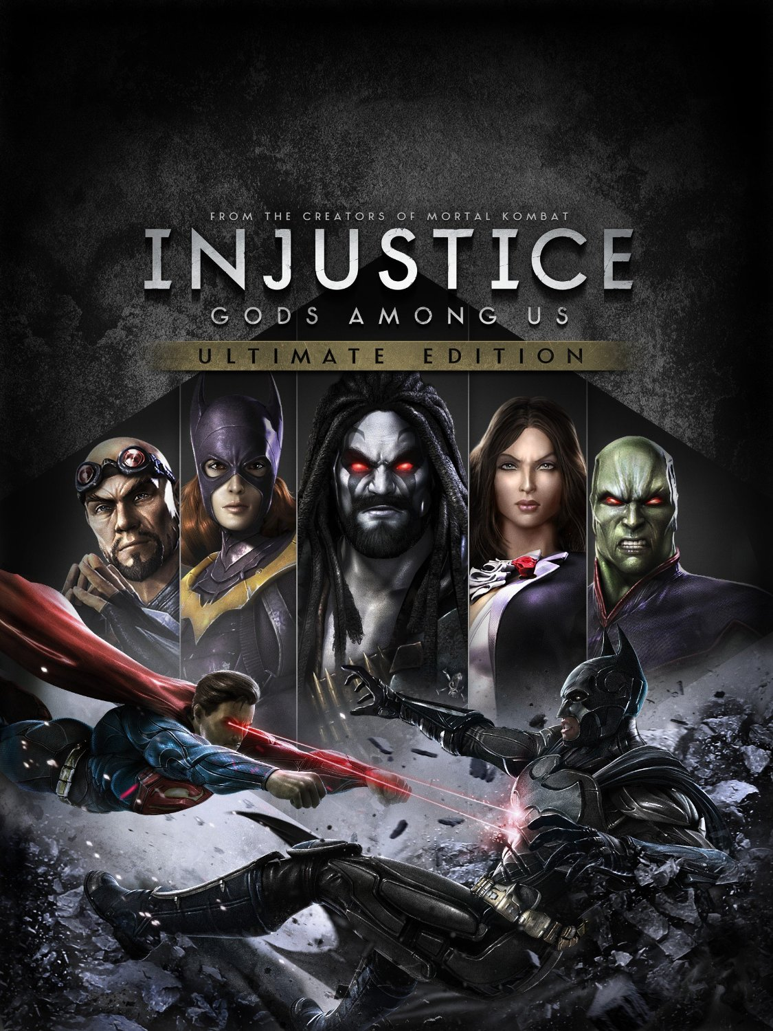 Injustice: Gods Among Us Ultimate Edition (REGION FREE)
