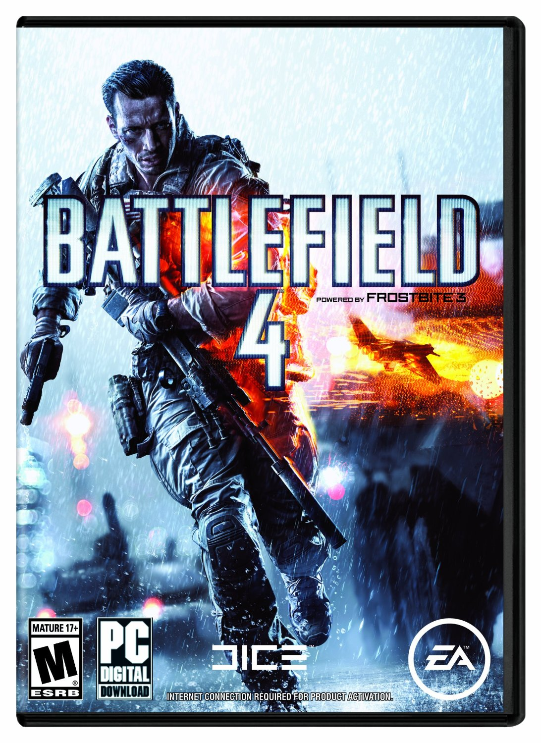Battlefield 4 (Origin \ REGION FREE \ Only ENG)