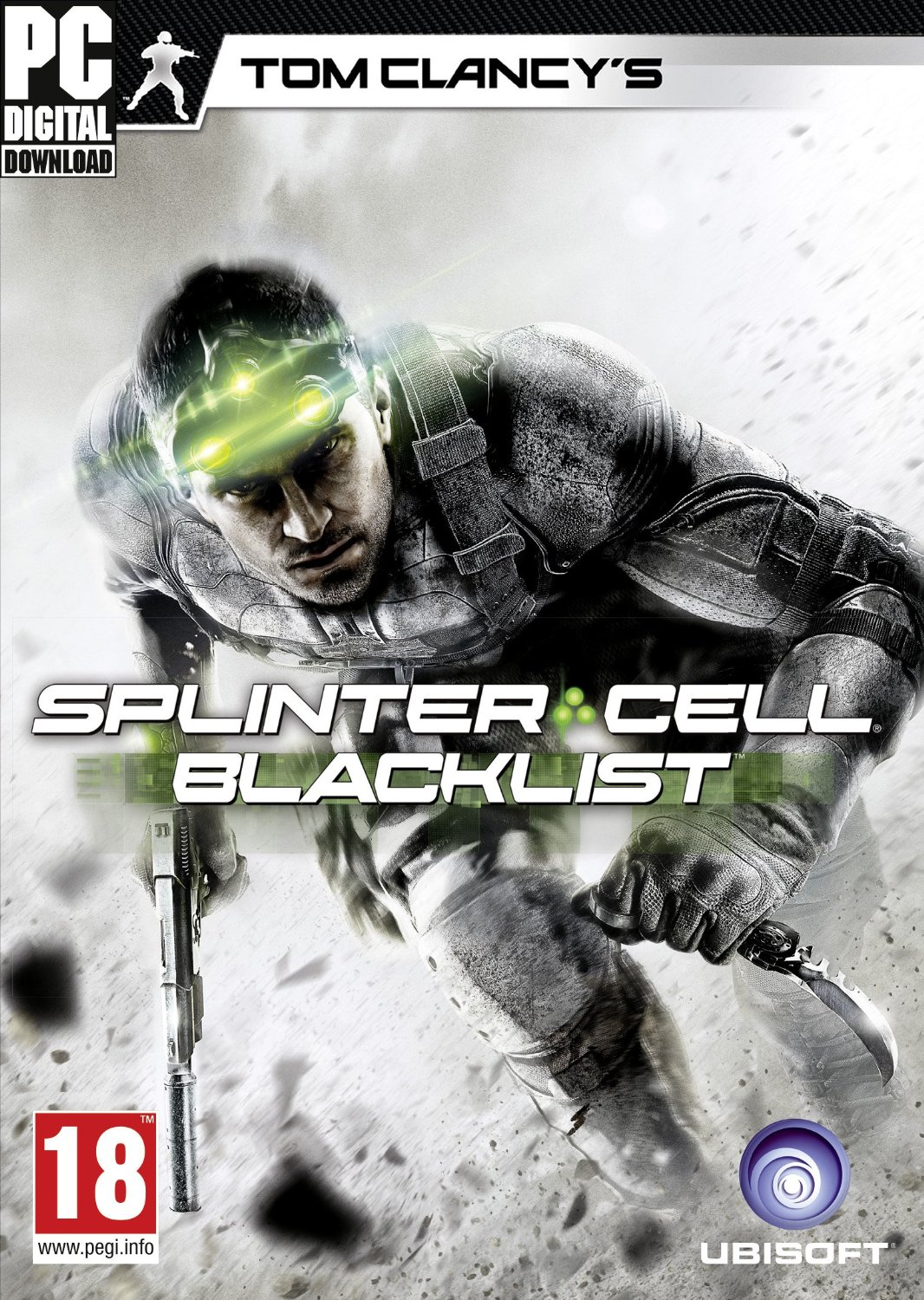 Splinter Cell Blacklist (UPLAY\ REGION FREE \ MULTI)