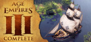 Age of Empires III 3 Complete Collection (Steam ROW)