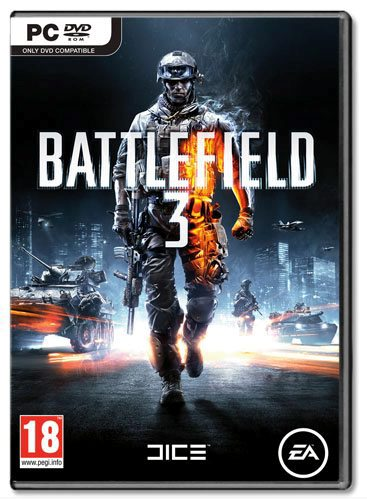 Battlefield 3 (Origin Key) RU \ РУС