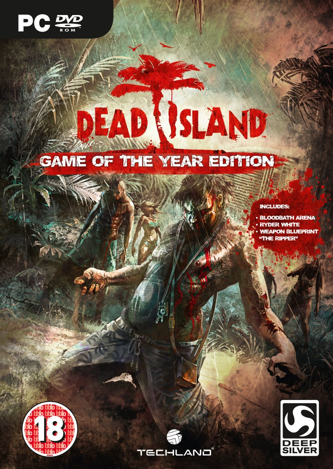 Dead Island GOTY - all DLC (Steam KEY \ RU REGION)