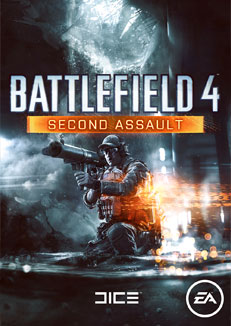 Battlefield 4 Second Assault (Origin Key \ Region Free)