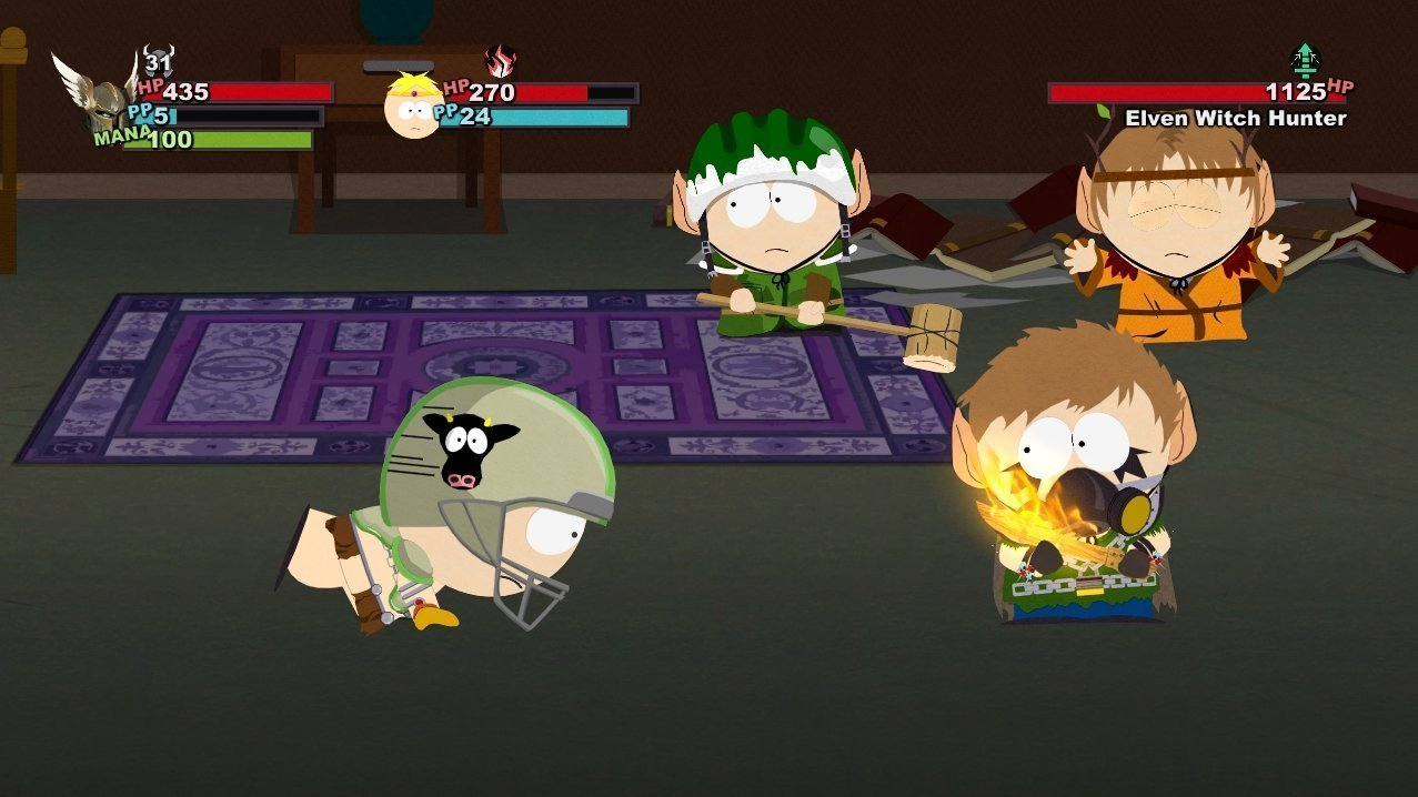 South Park The Stick of Truth (Steam Key \ REGION FREE)