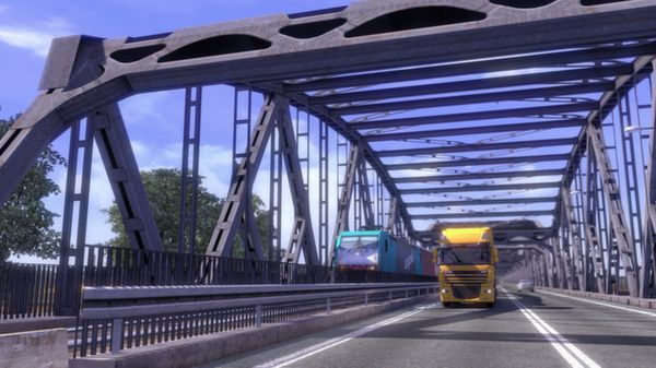 Euro Truck Simulator 2 Going East DLC (Steam Gift  RoW)