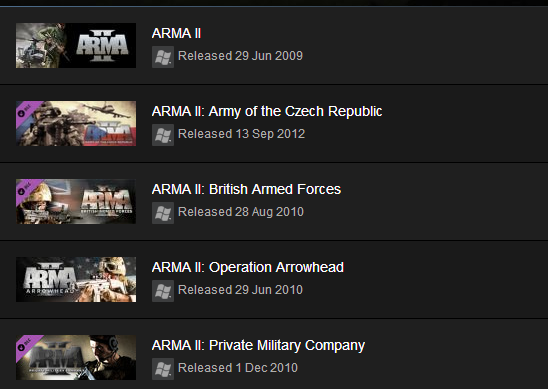 Arma 2 Complete Collection(Steam Gift/Region Free)+DayZ