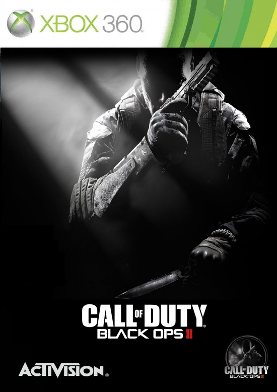 CALL OF DUTY BLACK OPS 2 XBOX 360 только RU SCAN