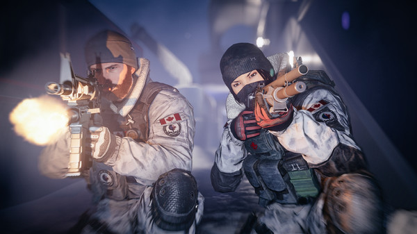 Tom Clancy´s Rainbow Six SIEGE / ОСАДА —STEAM GIFT