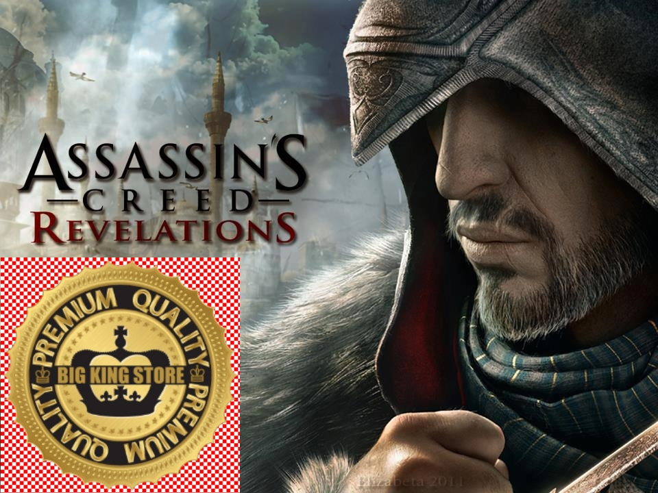 Assassin´s Creed Revelations — STEAM GIFT — REGION FREE