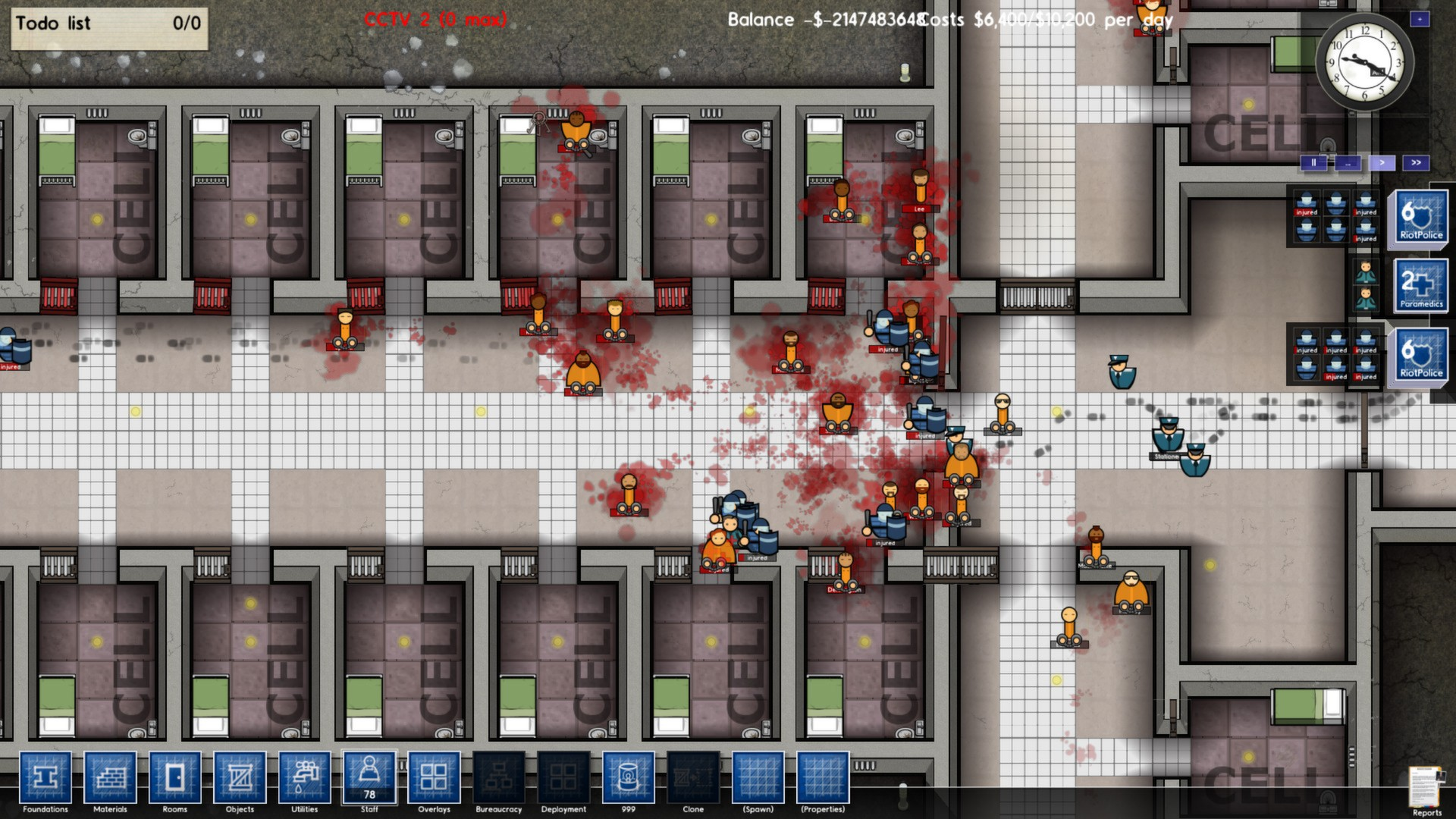 Prison Architect — STEAM GIFT + VPN