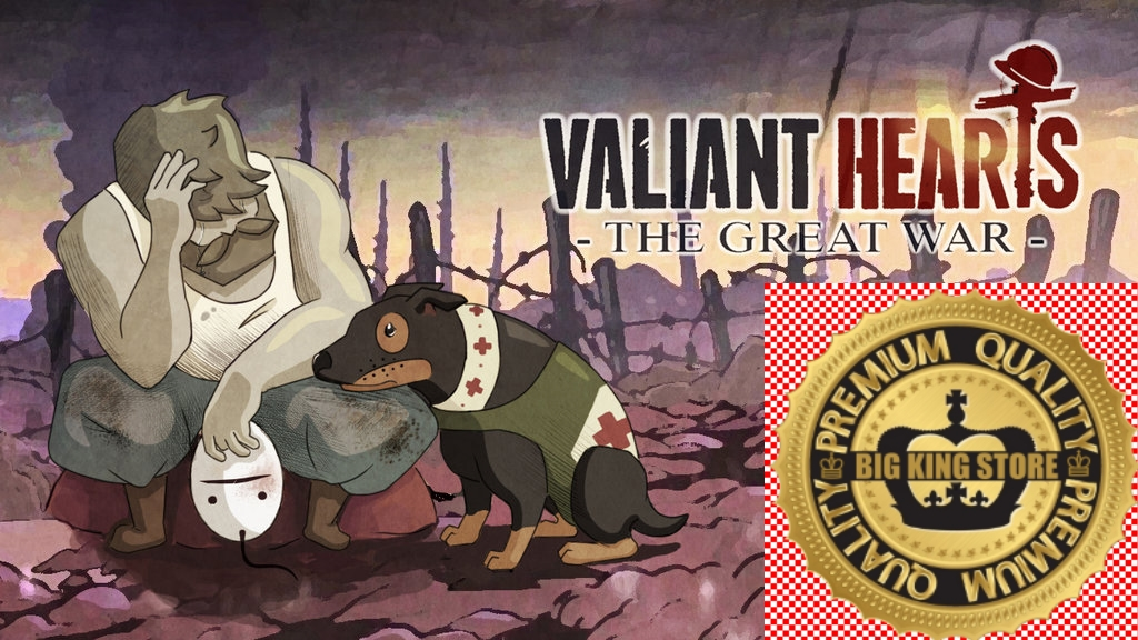 Valiant Hearts: The Great War — STEAM GIFT
