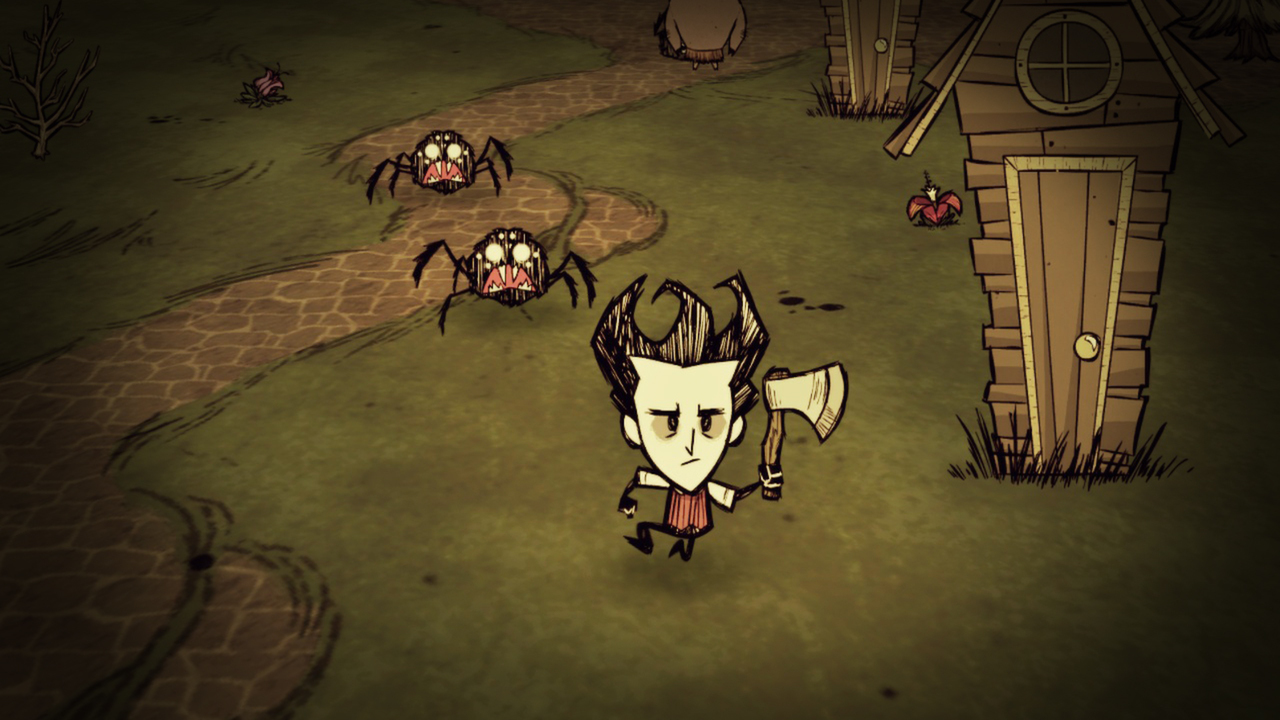 Don´t Starve Alone Pack (Steam Gift RU+CIS)