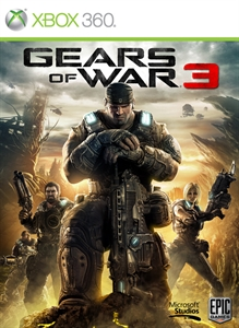 Gears of War 3 xbox 360 DLC !!!!!! SCAN
