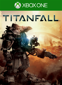Titanfall  xbox ONE. SCAN.