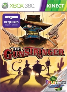 The Gunstringer xbox 360 SCAN