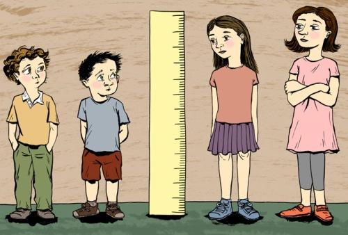 Лаймен: Если девушка выше