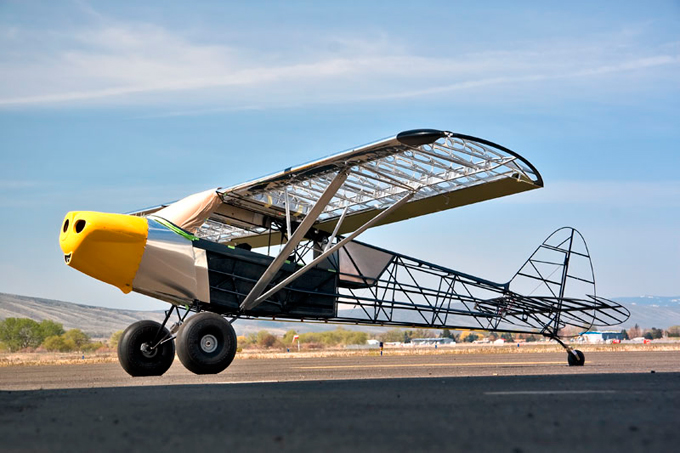 руководство по расчету легкого самолета-шаг за шагом