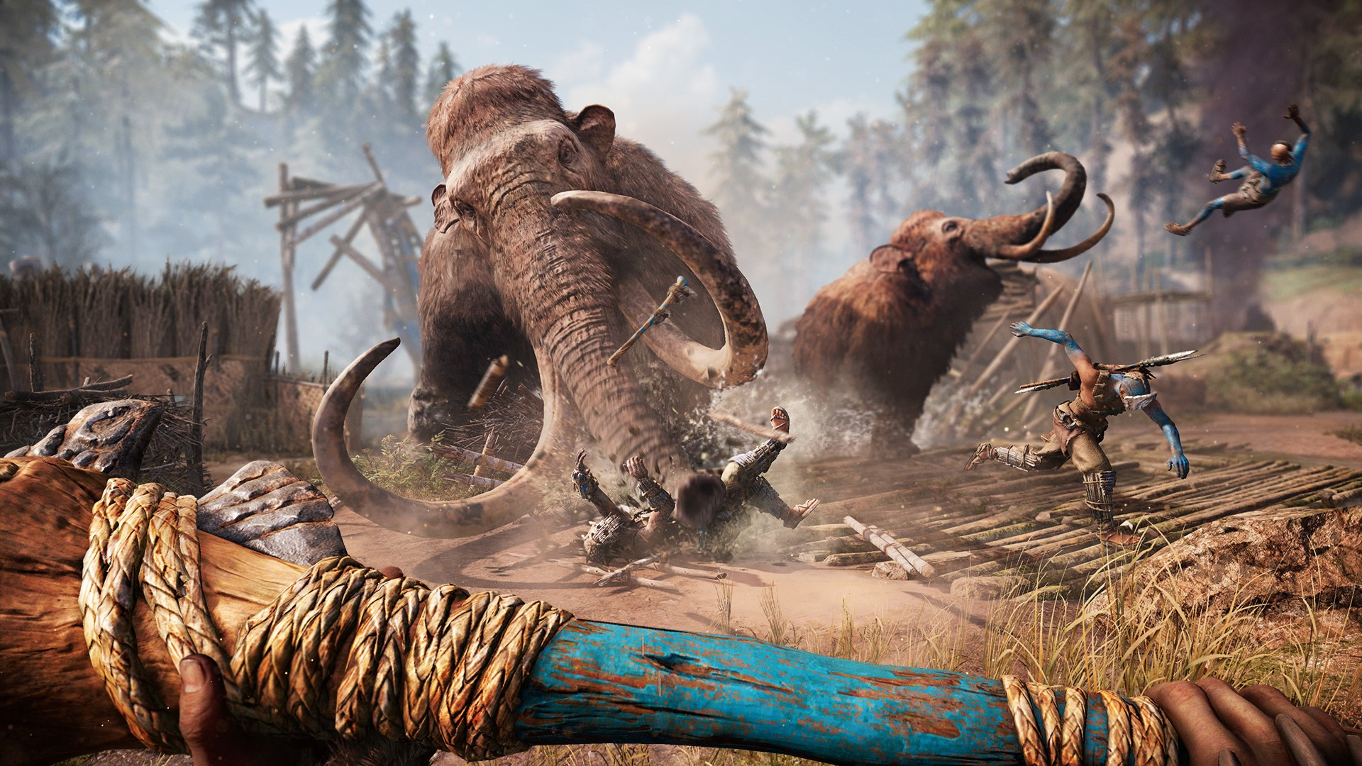 Far Cry Primal Standard Edition ( Steam Gift Ru / Cis )