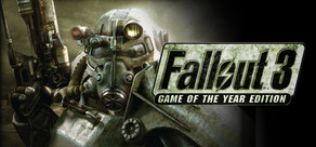 Fallout 3: Game of the Year Edition GOTY ( GIft | ROW )