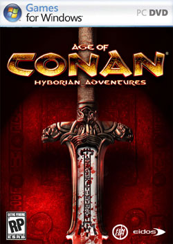 Age of Conan [Europe] CD-KEY + 30 дней игры