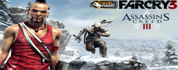 Купить Far Cry 3 + Assassin´s Creed 3 Uplay Account + подарок