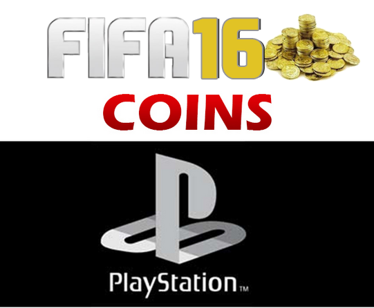 Selling coins FIFA 16 UT on the platform PS4 and BONUS