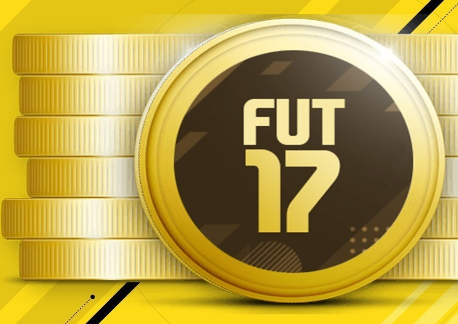 Selling coins FIFA 17 UT on the platform XBOX ONE BONUS