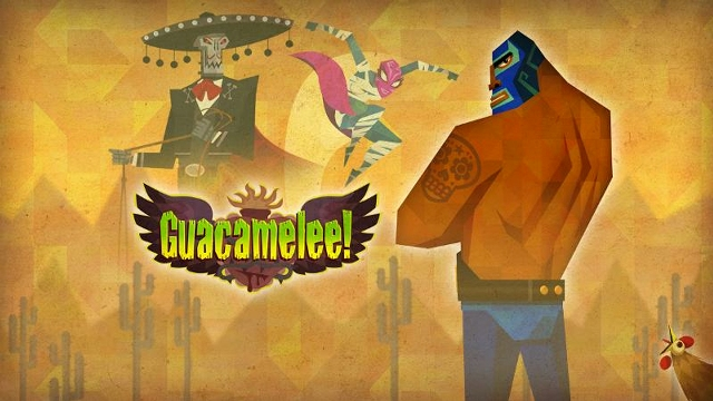 Guacamelee! Gold Edition (Steam КЛЮЧ / Region Free)