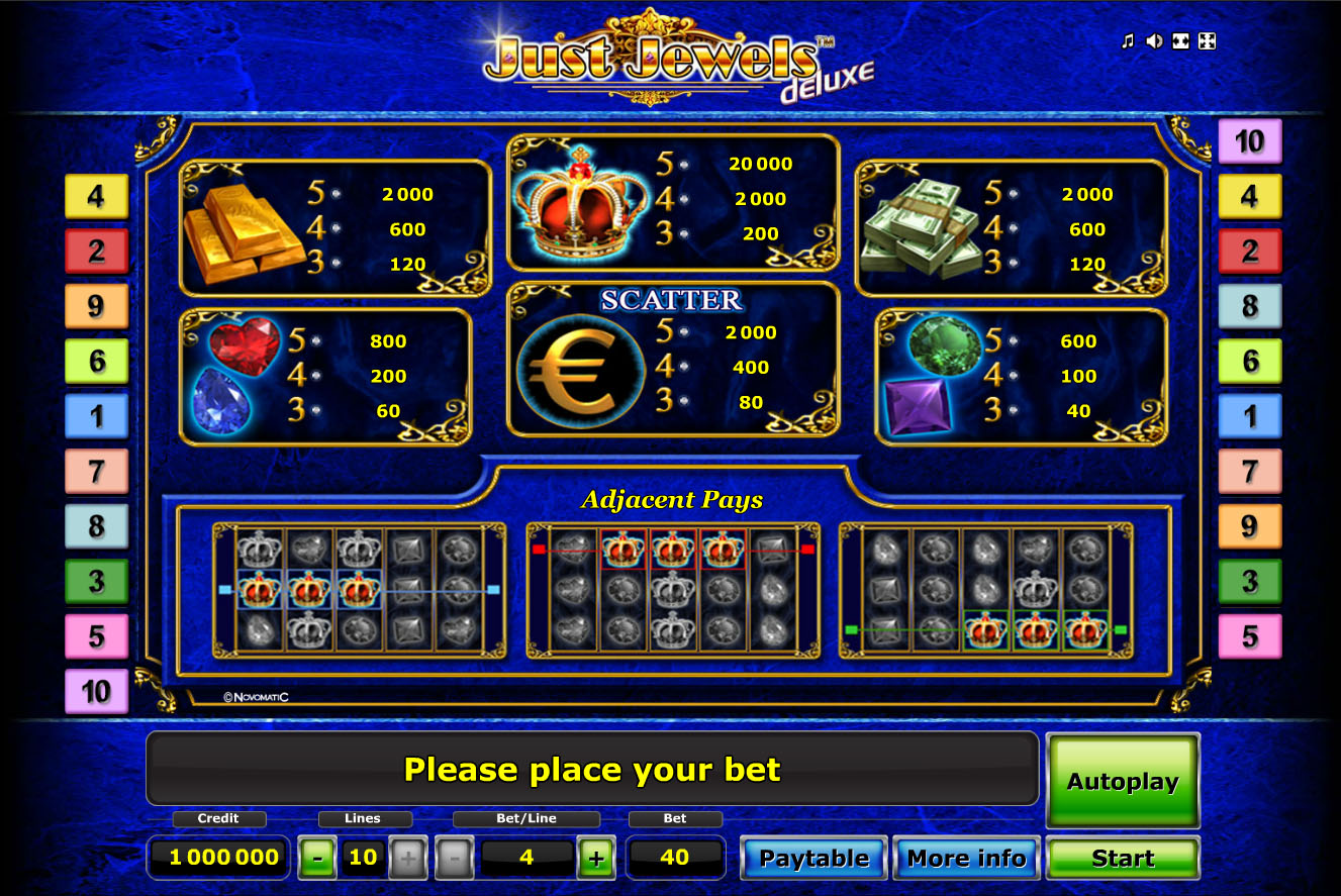 buy online casino novolino casino