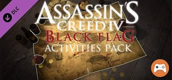 Купить Assassin Creed 4(IV)Black Flag-Time saver:Activitie DLC