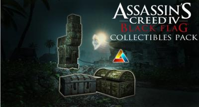 Купить Assassin´s Creed IV Black Flag : Collectible DLC