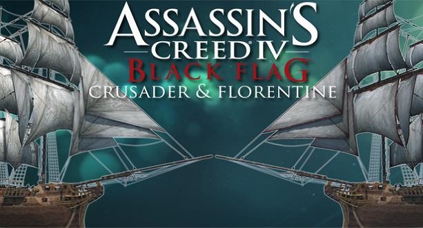 Купить Assassin´s Creed IV Black Flag -Crusader&Florentine DLC
