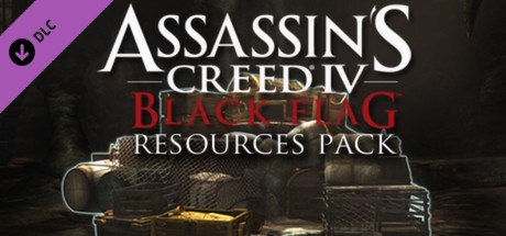 Купить Assassin´s Creed IV Black Flag-Time saver:Resources DLC