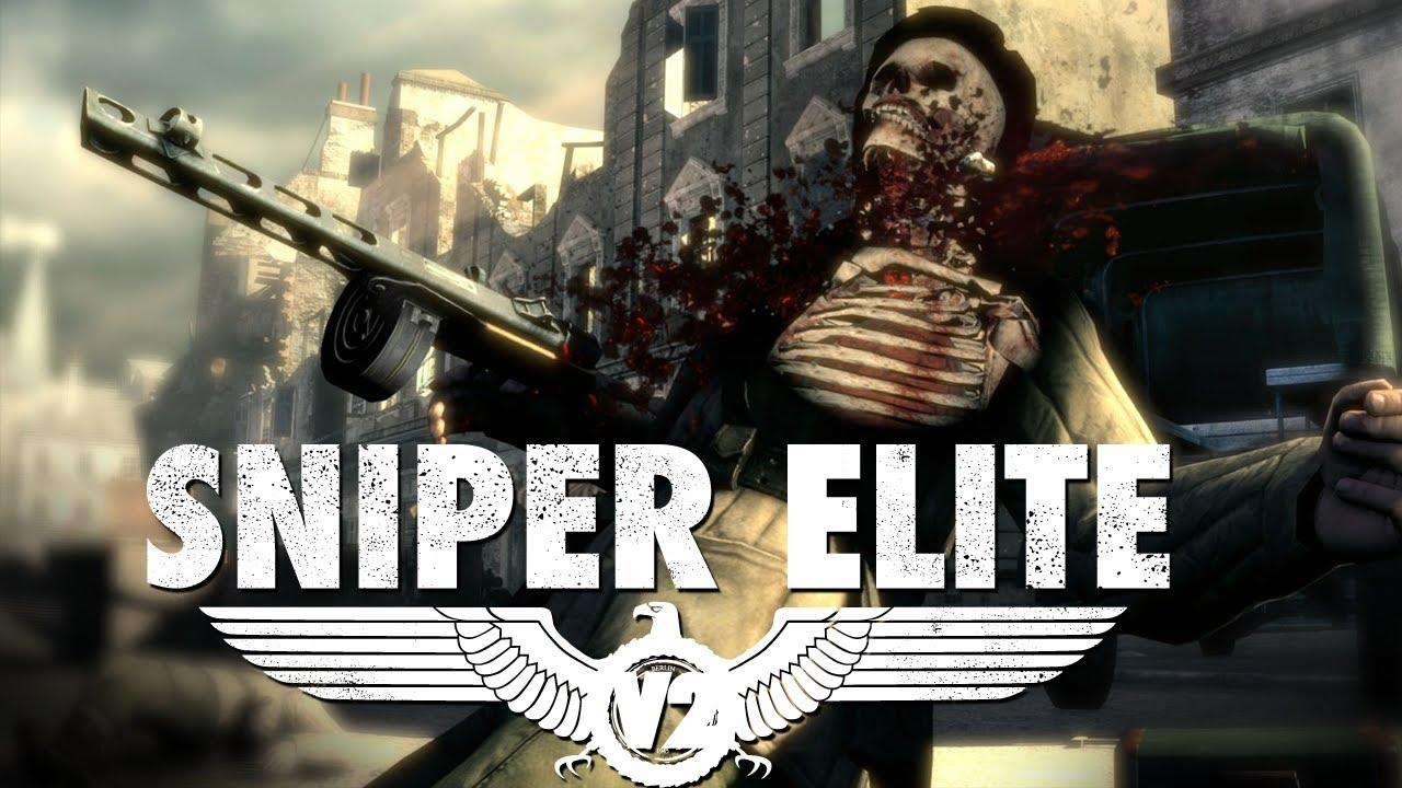 Купить Sniper Elite V2 (STEAM)+ПОДАРОК